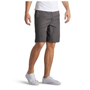 NWT Lee Cooltex Sport Flat Front Shorts Size 44